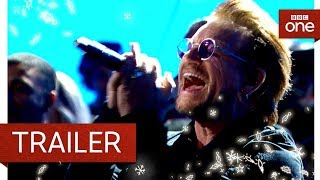 U2 at the BBC: Trailer - BBC One - BBC