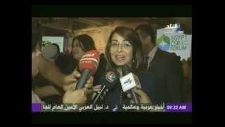 وزيرة التضامن تطالب القطاع الخاص الالتزام بالقانون