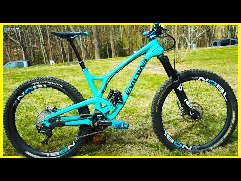 Phil Kmetz's Evil Calling Bike Check!!!