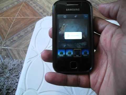 Galaxy Y S5360B - Instagram Quadriculado PT-BR
