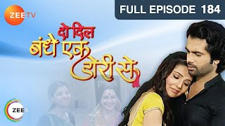 Do Dil Bandhe Ek Dori Se : Episode 184 - 23rd April 2014
