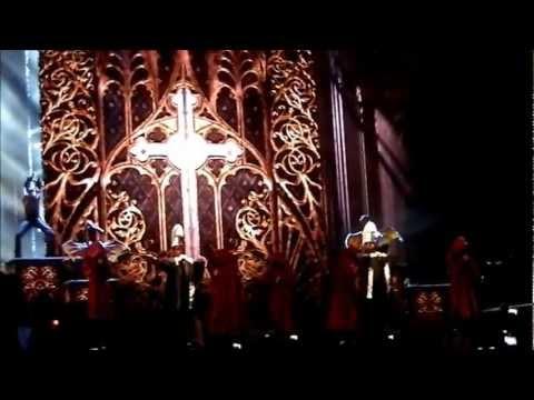 Concerto di Madonna - Roma, 12/06/2012 - Prima parte - 1/2