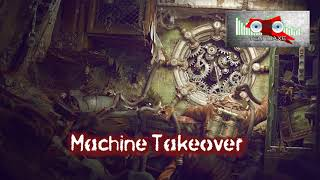Royalty Free :Machine Takeover