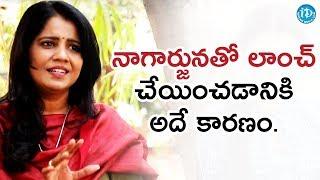 Director Shreeranjani About Akkineni Nagarjuna | #RangulaRatnam | Talking Movies - IDREAMMOVIES