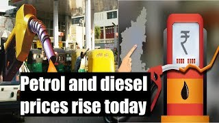 Fuel prices continue to soar; Petrol at Rs 82.66 & Diesel Rs 75.19 in Delhi - NEWSXLIVE