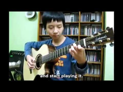 HAPPY 17th BIRTHDAY SUNGHA JUNG from Sungha Jung PHILIPPINES