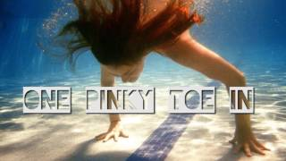 Royalty Free :One Pinky Toe In