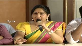 Hema challenged Rajendra Prasad Naga babu about MAA Elections - TFPC
