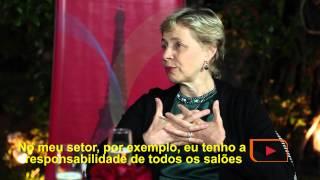 T01E43: Entrevista com Valérie Lobry - Dir. Divisão Agricultura e Alimentação do Comexposium