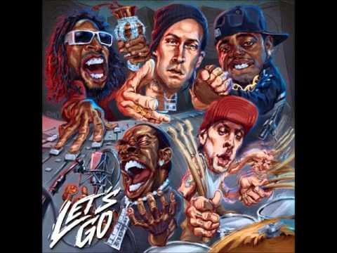 Travis Barker Ft. Yelawolf, Twista, Busta Rhymes & Lil Jon - Let's Go (Instrumental) [Download]