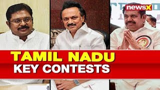 Lok Sabha Elections 2019, 2nd Phase: Key contest in Tamil Nadu, E Palaniswami vs MK Stalin - NEWSXLIVE