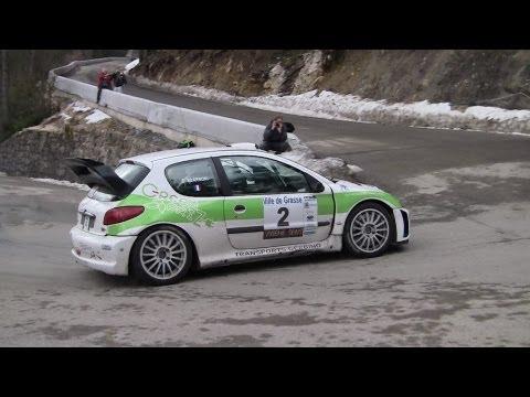 Rallye Grasse Fleurs & parfums 2013 Es 03-05-06 Col de Bleine - St Auban Part 01
