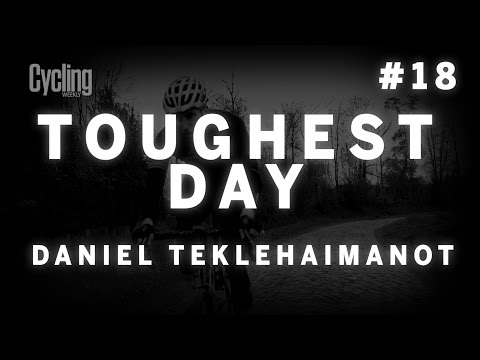Daniel Teklehaimanot: Toughest Day #18   Cycling Weekly
