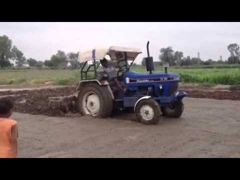 Jassi jatt on tractor