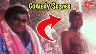 Kota Srinivas Rao and Babu Mohan Comedy Scenes || NavvulaTV - NAVVULATV