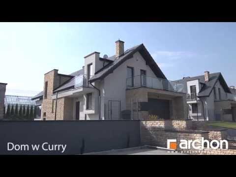 Dom w curry - nowoczesność w każdym detalu