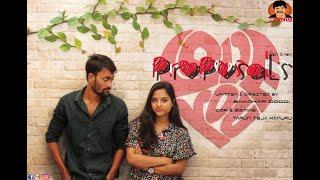 PROPOSALS - Telugu new short film 2019    Satish    Sri priya   Directed by Shankar. - YOUTUBE