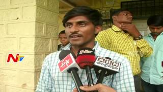 Students Face Problems at ECET Counselling Centers || NTV - NTVTELUGUHD