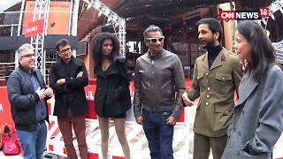 Rajeev Masand in Conversation with Director Q And The Cast Of Garbage | CNN-News18 - IBNLIVE