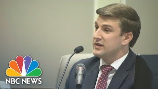 North Carolina House Candidate's Son Gives Surprise Testimony | NBC News - NBCNEWS