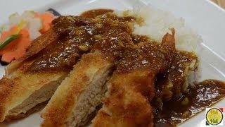 Chicken Katsu Curry ..