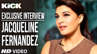 Exclusive: Jacqueline Fernandez Interview | Kick | Salman Khan - TSERIES