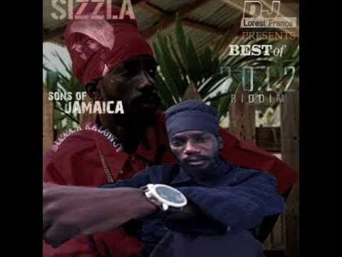 New Jan***2013 Sizzla Best Of Riddim 2012