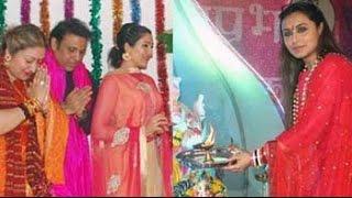 Bollywood celebrates Ganesh Chathurthi - NDTV