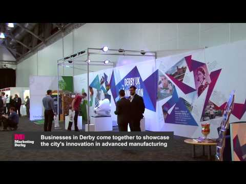 Marketing Derby at Made in the UK Liverpool