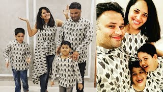 Anchor Anasuya Bharadwaj Family Latest Unseen Photos | Tollywood Updates - RAJSHRITELUGU