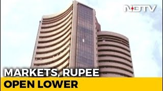 Sensex Down Over 50 Points, Nifty At 10,781 - NDTVPROFIT