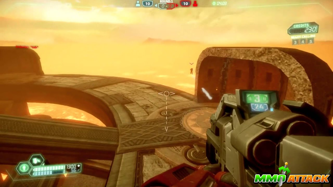 Tribes Ascend – Raider Loadout Review