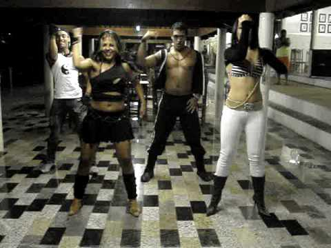 POKER FACE COREOGRAFIA LEVADOS DO AXE.