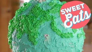 Planet Earth Cake | Food Network - FOODNETWORKTV