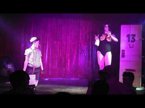 HIPHOPALYPSTICK - Ponyboy Drag King Performance