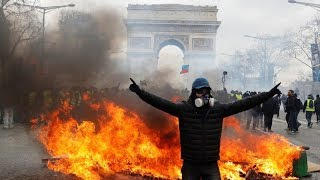 Yellow Vests protest in Paris, Act 18 (Part 2) - RUSSIATODAY