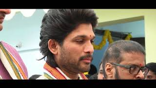 Allu Arjun 20 - Sukumar - Mythri movie makers pro no. 11 movie launch - IDLEBRAINLIVE