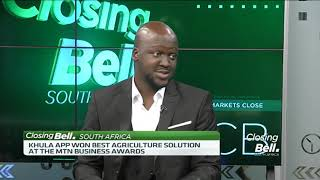 Farming app Khula wins best agriculture solution at the MTN Business Awards - ABNDIGITAL
