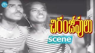 Chiranjeevulu Movie Scenes - Rathalu Comedy || NTR, Jamuna, Gummadi - IDREAMMOVIES