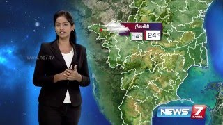 Weather Forecast 08-02-2016 – News7 Tamil Show