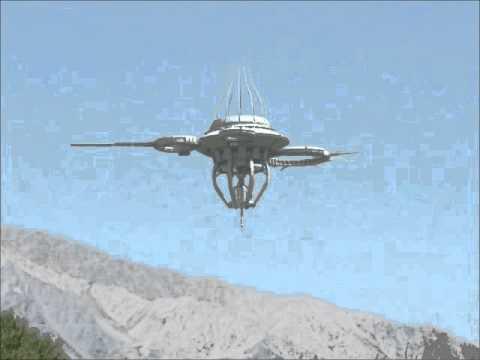 Εξωγηινοι τεχνολογία απο τα όντα του πλανητη ENENS