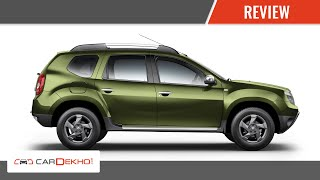 Renault Duster | Review of Features | CarDekho.com
