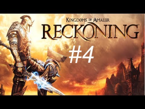Kingdom of Amalur - Reckoning Walkthrough with Commentary Part 4 - The Brawler