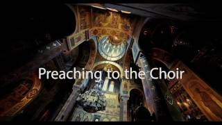 Royalty Free :Preaching to the Choir