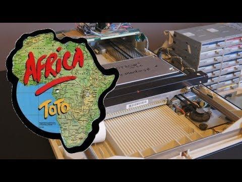 """Floppotron - """"Africa"""" (Toto)"""
