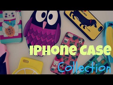 iPhone Case Collection | Colección de fundas para el celular