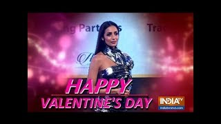 """Love makes the world go round"", says Malaika Arora - INDIATV"