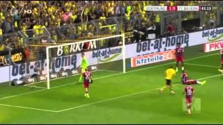 Боруссия Д - Бавария М 2-0 Суперкубок
