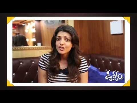 Beautiful Heroine Kajal agarwal Talks About Drishyam Movie