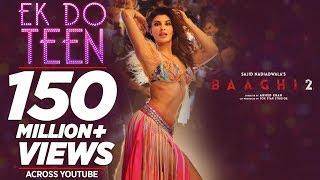Baaghi 2: Ek Do Teen Song | Jacqueline Fernandez | Tiger Shroff | Ahmed Khan | Sajid Nadiadwala - TSERIES